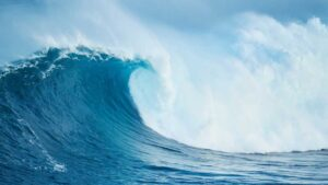 The Bankruptcy Tsunami Remains Offshore