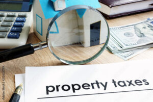 Did Your Property Taxes Increase This Year?
